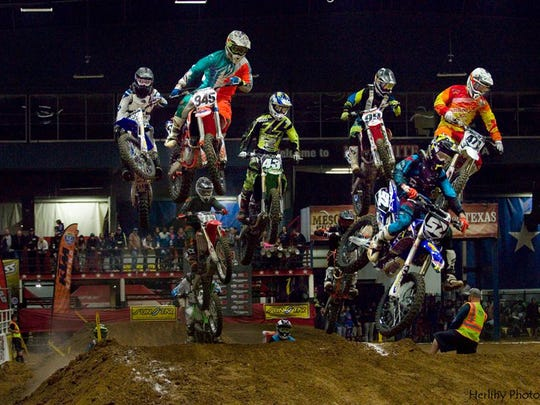 Nitro Arenacross will be at the Ozark Empire Fairgrounds March 11 and 12.