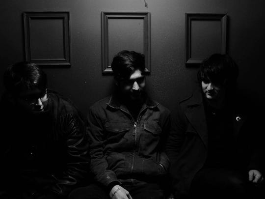 Greenville post-punk, noise-rock group Gláss will play a free show with Asheville post-rockers Onj. and fellow Greenvillans The Francis Vertigo on March 28.