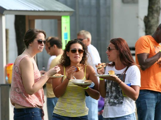 Tomstock is an annual Food and Music event that benefits a different charity each year.