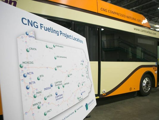 PennDOT CNG Fueling Project