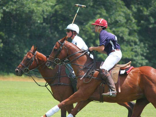Polo is known around the world as the sport of kings.