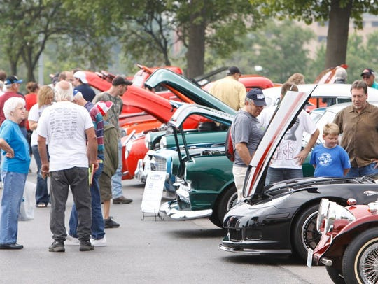 Auto Alliance will sponsor a car show in the parking