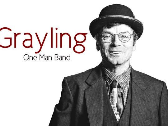 Grayling Pingel  will perform on Aug. 17, 2016 at PJ's-SentryWorld.