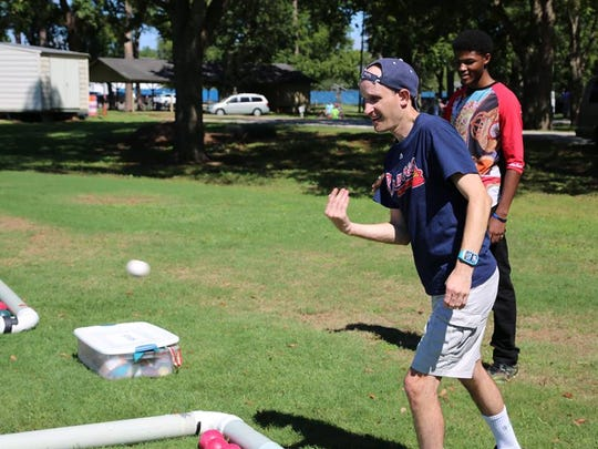 Faulkner University host Special Olympics Alabama on