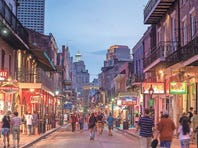 Celebrate Halloween in New Orleans