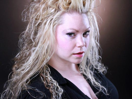 """Amanda Zory will perform for the Opera Ithaca in """"Masquerade."""""""