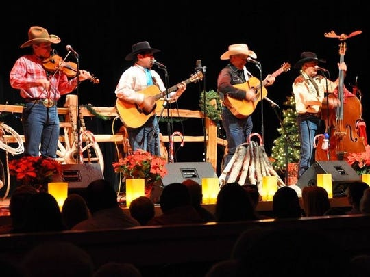 The Bar D Wranglers mix cowboy music with a healthy dose of humor.