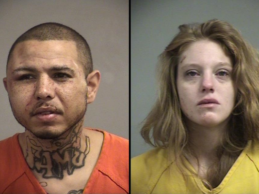 Car Chase Suspects