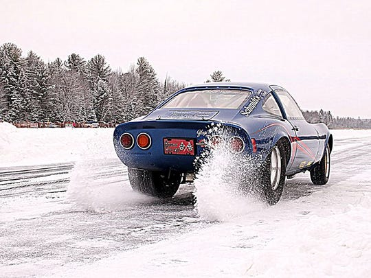 The 52nd annual Merrill Ice Drags take to the ice Jan. 28 on Lake Alexander and will run for five consecutive Saturdays.