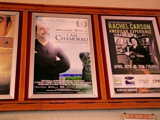 """I am Chamorro,"" a cultural documentary, was shown at the DisOrient Asian American Film Festival of Oregon."