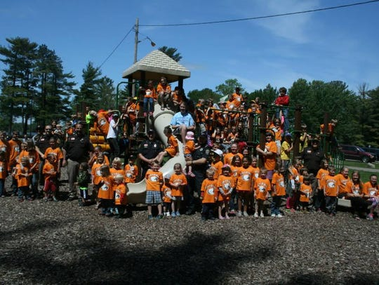 The 9th annual Cops and Bobbers will be held June 3,