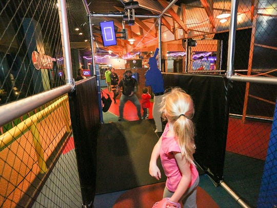 'Big League Fun' is on exhibit at Discovery Center