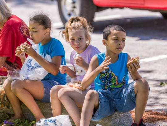 Colonial School District started a mobile summer food