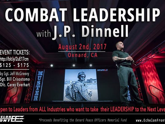 An Oxnard leadership conference featuring a former