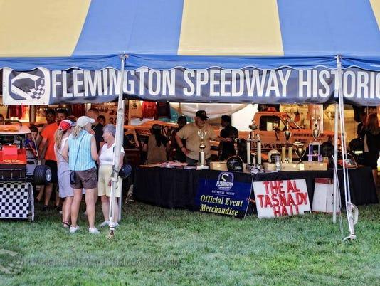 Hunterdon County Fair Race Day