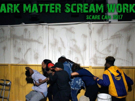 Ready to be scared, Dark Matter Scream Works has a