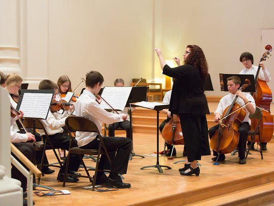 The Central Minnesota Youth Orchestra is preparing