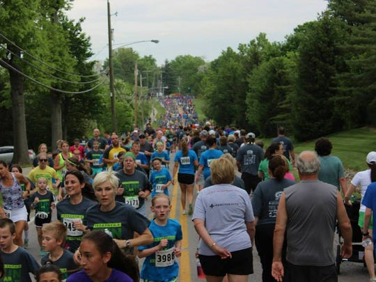 The ninth annual FH5K is May 12.