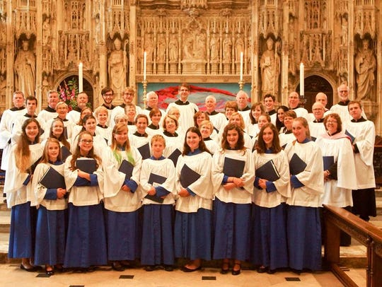 The Grace Church Choirs will present a candlelight