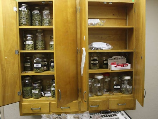 Port Hueneme police seized marijuana from a smoke shop