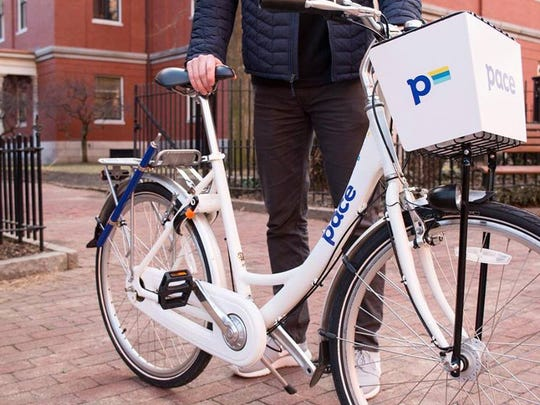 Pace bikes are designed to hold up to daily, long-distance use.