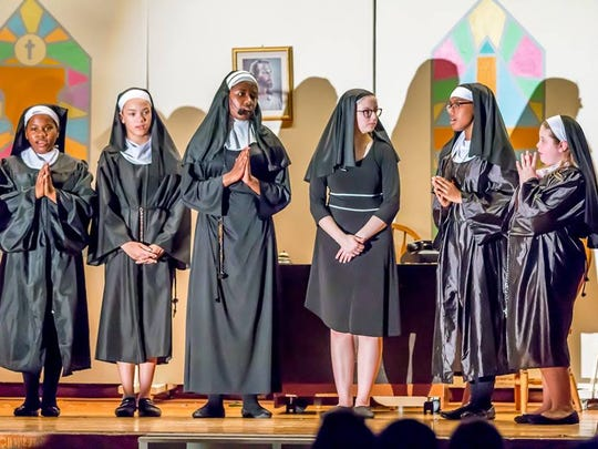 "When music teacher Susan Loughlin was planning Holy Savior Academy's spring play, she selected ""The Sound of Music"" for the message the musical sends."