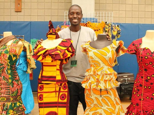 Tailor Ardama for Chicago is one of vendors at this weekend's Florida Dance Festival at FAMU.