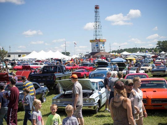The 46th annual Iola Car Show will take place July 12-14, 2018.