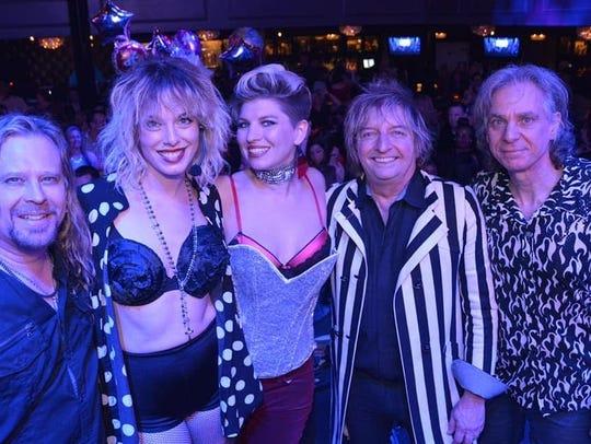 Dallas-based Madonna tribute act, PriMadonna, will