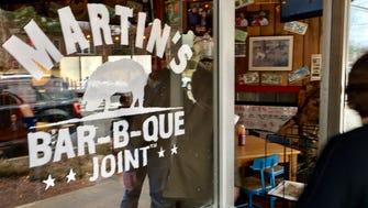Martin's location on Belmont Boulevard in Nashville