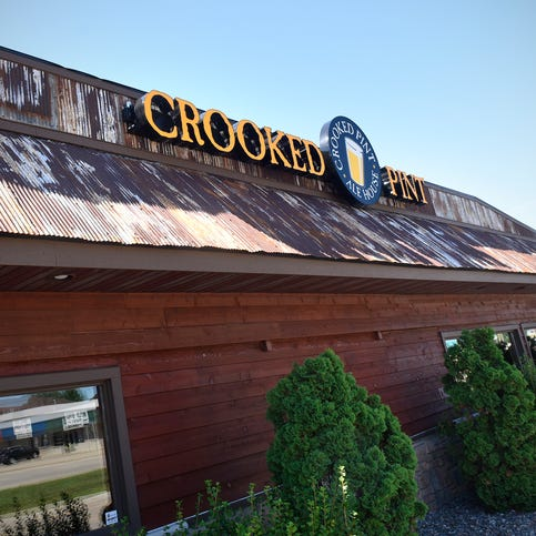 Satisfy Juicy Lucy, craft beer cravings at Crooked Pint, opening Thursday in Waite Park