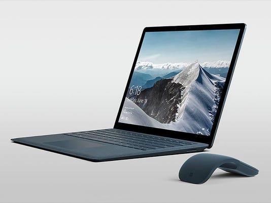 Suface Laptop (Microsoft)
