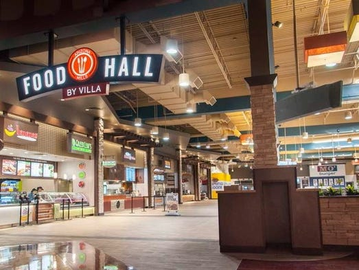 Food Places In Concord Mills