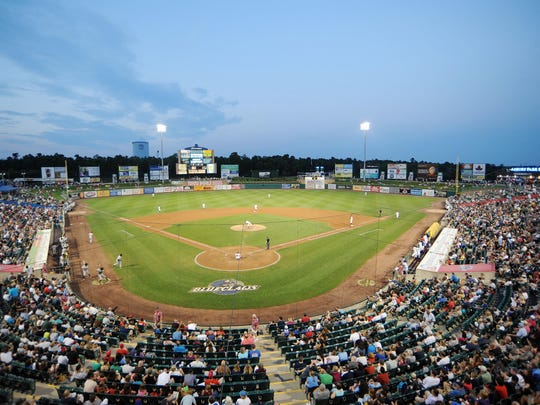 After every Friday home game, the BlueClaws will have fireworks.