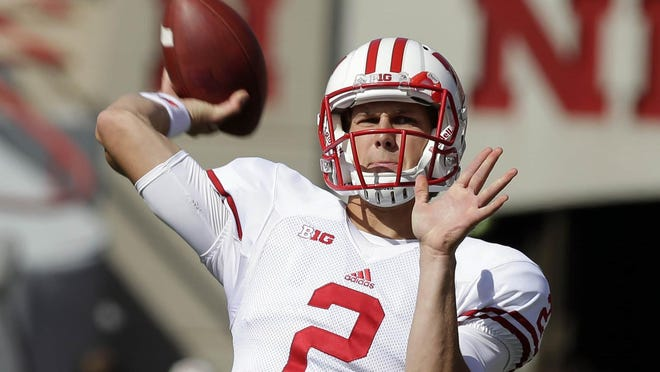 Joel Stave enters the NFL combine as a potential late-round pick or undrafted free agent.