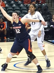 No. 11 Penn State took on No. 14 Illinois in Game 2 of the Big Ten women's tournament.