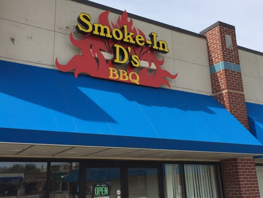 Smoke-In D's BBQ has been open for about six weeks
