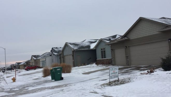 The average house sold in Sioux Falls in 2016 was about $217,000.