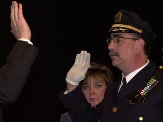 Former Yonkers Dept. Police Chief Thomas Sullivan