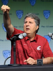Mike Leach enters 2017 with his best team since taking