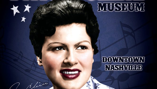 The Patsy Cline Museum will be above the Johnny Cash Museum.