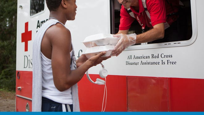Giving Day April 21 is a chance to help donate to the Red Cross.