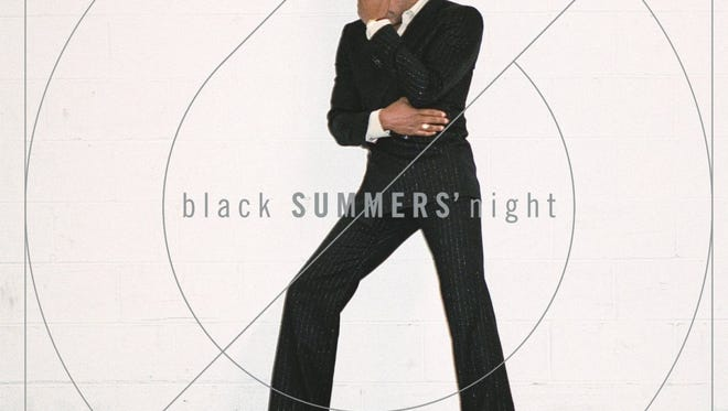 "Maxwell,  ""blackSUMMERS'night"""