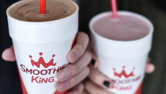 The Treasure Coast's first Smoothie King opens Oct. 22 in Jensen Beach.