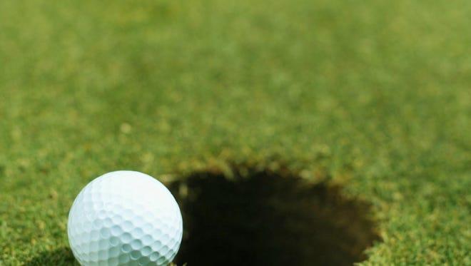 Let's golf.
