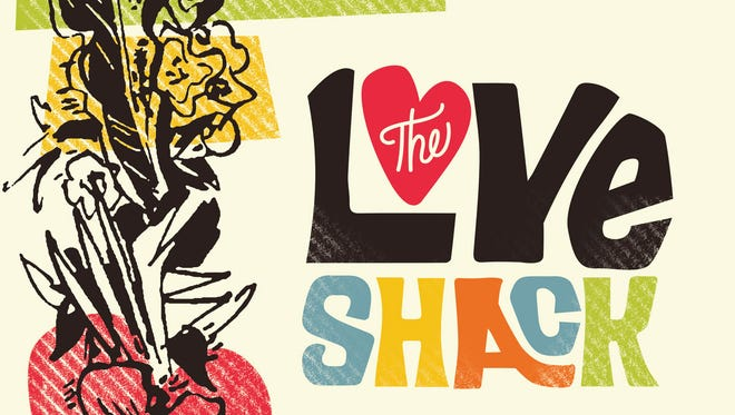 The Love Shack, a sister restaurant to Black Sheep, will be a Polynesian-themed bar and restaurant. It's due to open in late May at 106 W. Seeboth St.