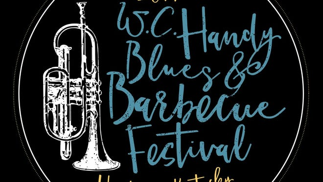 The W.C. Handy Blues & Barbecue Festival is June 14-17.