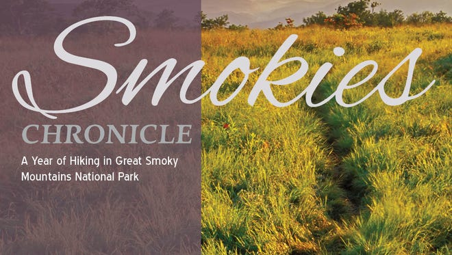 Author Ben Anderson's 'Smokies Chronicle' focuses on a year of hiking in Great Smoky Mountains National Park.