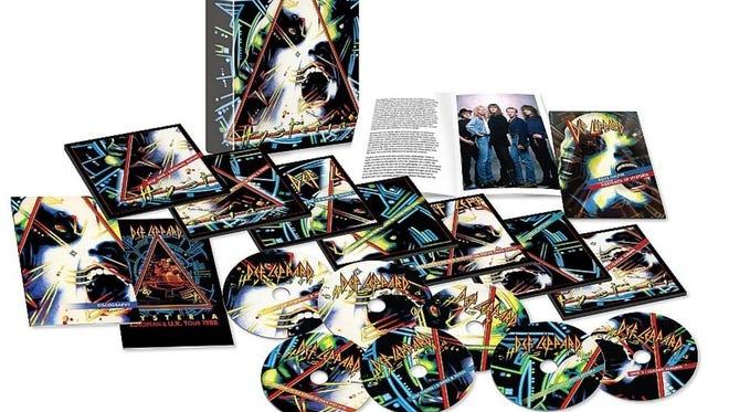 Hysteria— Super Deluxe Reissue, Def Leppard