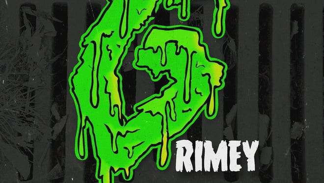 """The cover image for """"Grimey."""""""